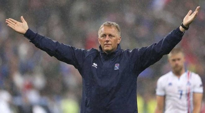Хеймир Хадльгримссон подал в отставку с поста главного тренера Исландии