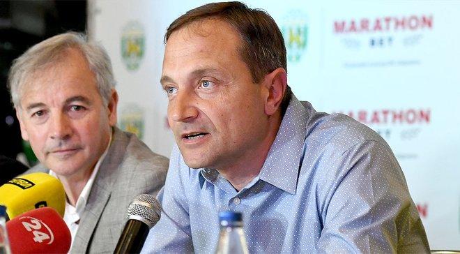 Бойчишин: У футболістів та тренерів є мрія – побачити заповнений стадіон Україна