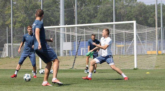 Трояновський та Мелинишин стали гравцями Олімпіка