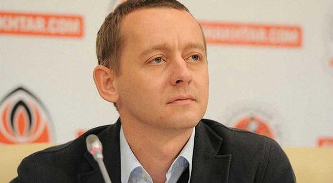 Директор з комунікацій Шахтаря: Футбольна інфраструктура України потребує близько 4 млрд грн держінвестицій на рік