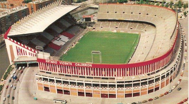 Снос старого стадиона Атлетико и урбанизация района обойдется в 42 млн евро
