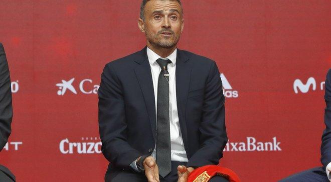 Критика, політика, VAR: перша прес-конференція Луїса Енріке в статусі тренера збірної Іспанії