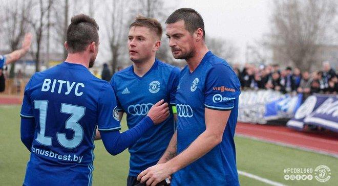 В Динамо-Брест официально подтвердили уход Милевского из клуба