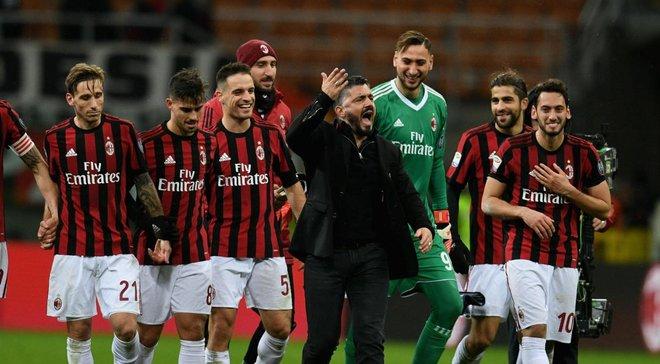 Мілан виграв апеляцію в Лозанні та гратиме в єврокубках