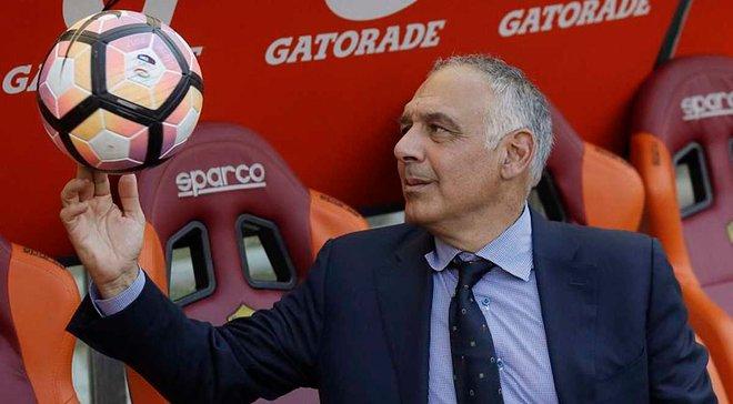 УЕФА оштрафовал Рому за пиротехнику и поведение президента клуба в полуфинале ЛЧ против Ливерпуля