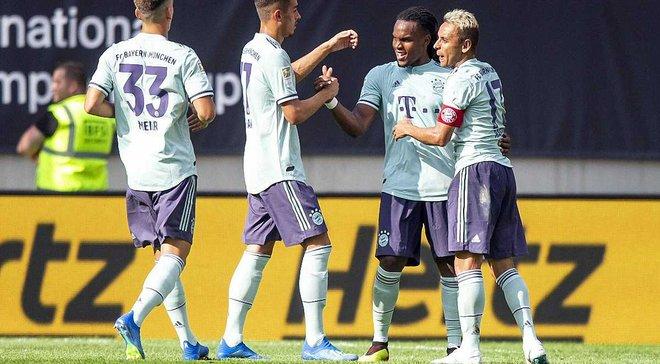 Международный Кубок чемпионов: Бавария получила красивую волевую победу над ПСЖ
