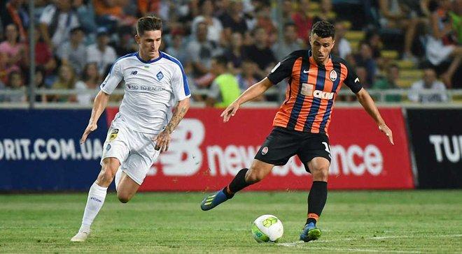 Мораєс:  Хочу привітати Шахтар, ми показали хороший футбол