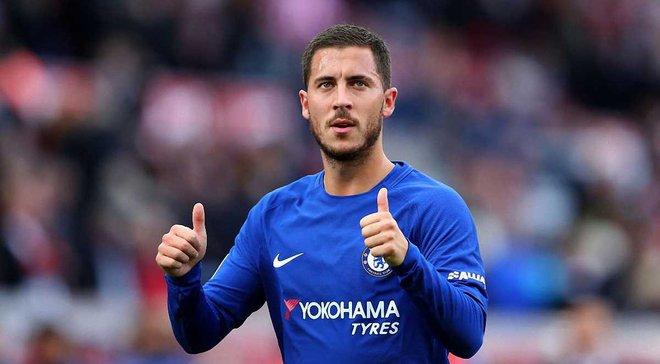 Челси не собирается продавать Азара – бельгийцу предложат новый контракт