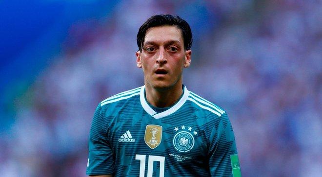 Озил завершил выступления за сборную Германии