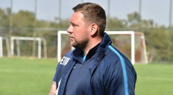 Бабич провел 100-й матч в качестве главного тренера команды Премьер-лиги