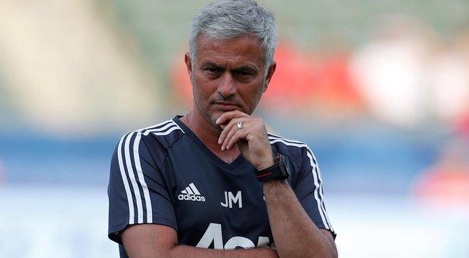 Моурінью вважає, що Манчестер Юнайтед ще не став командою
