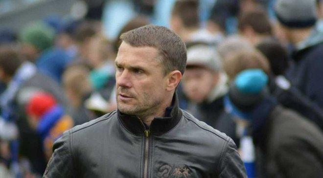 Ребров: Рівень українського чемпіонату, незважаючи на всі розмови, досить високий