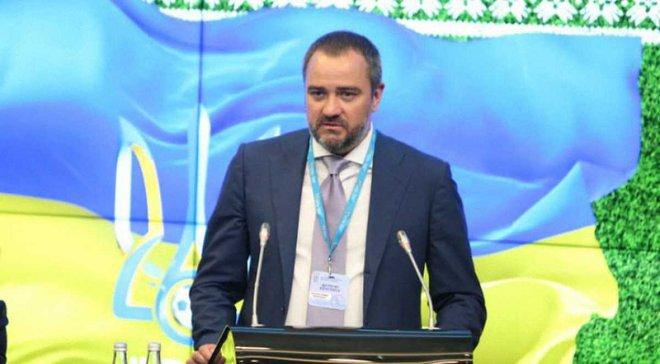 Павелко: Хочеться побажати, щоб наступне чемпіонство Шахтар святкував на Донбас Арені