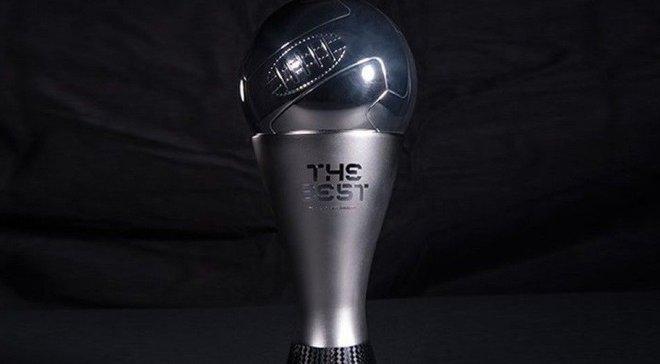 """ФИФА сообщила дату объявления номинантов на премию """"The Best"""""""
