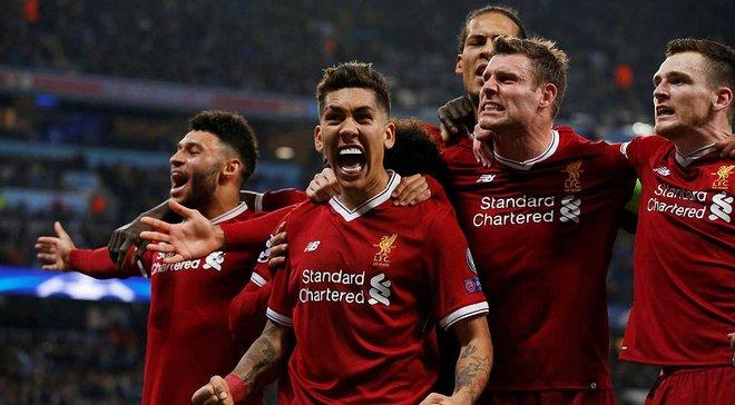 Ліверпуль продає 7 футболістів – у планах заробити 120 млн євро