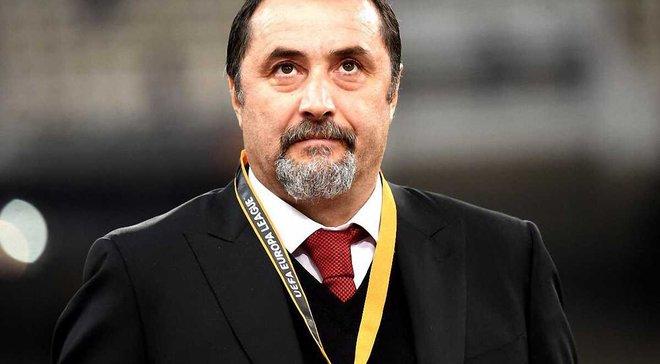 Мирабелли уволен с должности спортивного директора Милана