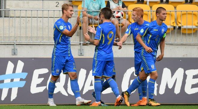 Украина U-19 – Португалия U-19: анонс матча 1/2 финала Евро-2018