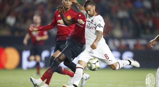 Міжнародний кубок чемпіонів: Манчестер Юнайтед у напруженій перестрілці  по пенальті переміг Мілан