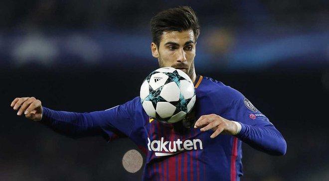 Челсі не погодився відпустити Вілліана в Барселону в обмін на Андре Гомеша та 50 млн євро