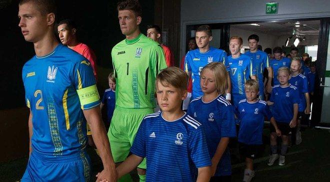 Кипер Украины U-19 Кучерук: С Португалией будем играть в свой футбол