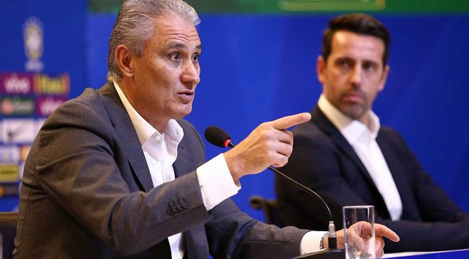 Тите продолжит тренировать сборную Бразилии до 2022 года