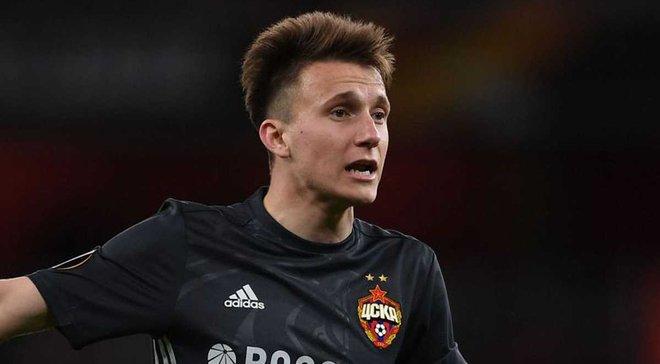 Монако согласовал трансфер Головина