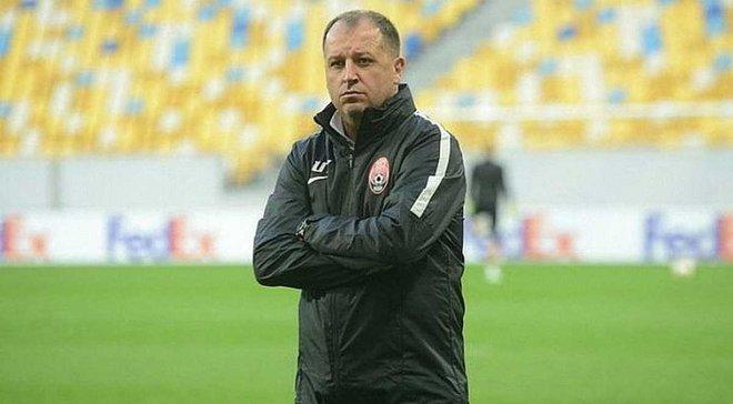 Вернидуб – найкращий тренер 1-го туру УПЛ