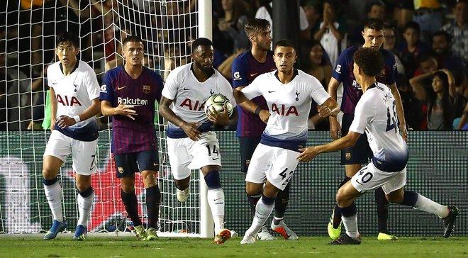 Барселона – Тоттенхем – 2:2 (пен. 5:3) відео голів і огляд матчу