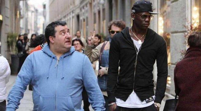 Балотелли может не перейти в Марсель через своего скандального агента