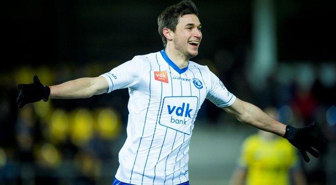 Яремчук забив за Гент, але його команда програла Стандарду Лучкевича