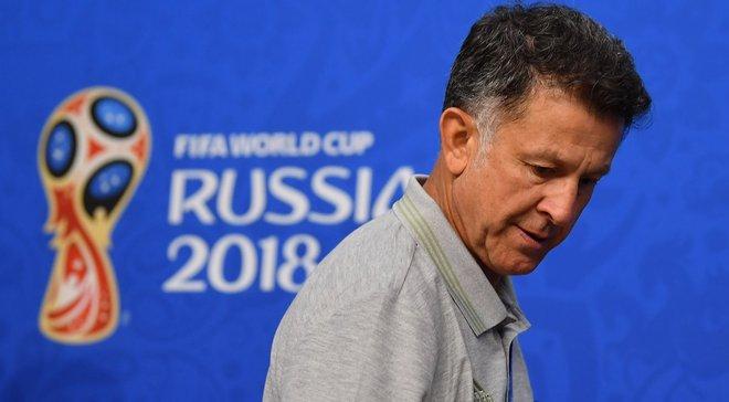 Осоріо покинув збірну Мексики