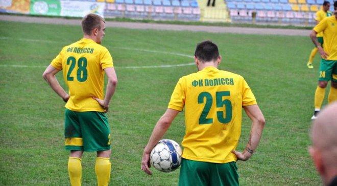 Вторая лига: Верес проиграл Полесью, Минай Кополовца одержал победу над Подольем
