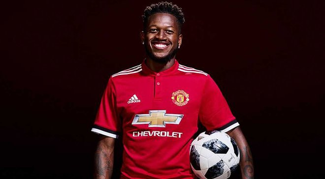 Фред дебютував за Манчестер Юнайтед