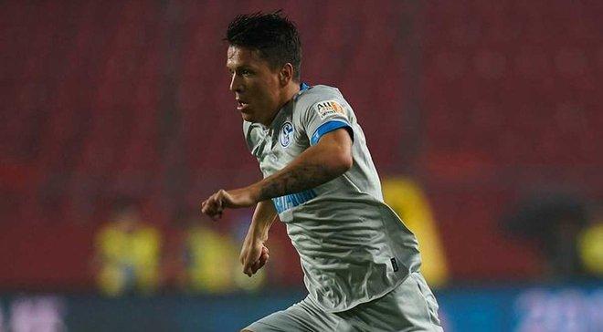 Коноплянка відіграв другий тайм у матчі проти Ерцгебірге