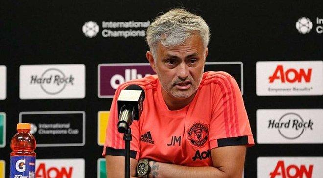 Моурінью посварився з віце-президентом Манчестер Юнайтед через відсутність трансферів