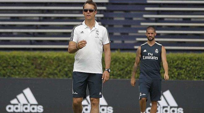 """""""Будувати команду без Роналду – надзвичайний виклик"""", – Лопетегі про нового лідера та кіпера для Реала"""