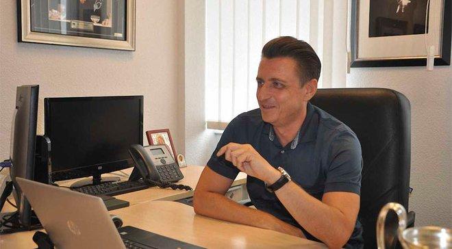 КДК ФФУ повторно рассмотрит дело в отношении высказываний Вернидуба о каналах Футбол 1/2, – Денисов