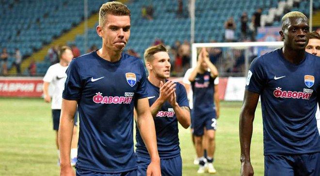 Мариуполь – Бордо – 1:3 – видео голов и обзор матча