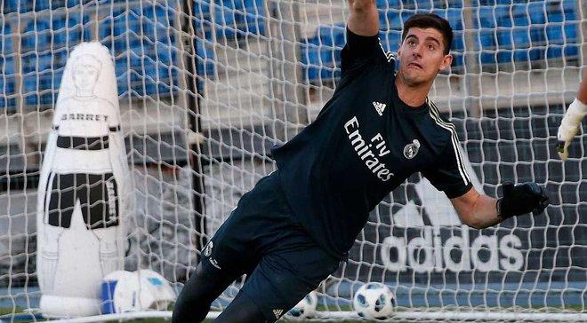 Куртуа: Якщо Азар перейде в Реал, це буде чудово