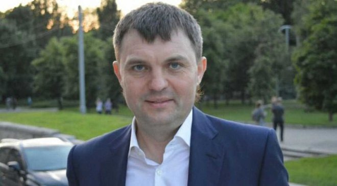 Красніков офіційно став віце-президентом Динамо