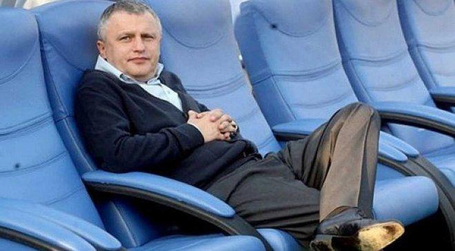 Суркіс: Динамо продовжує шукати нападника