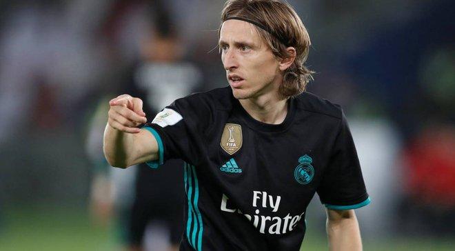 Модріч узгодив новий контракт з Реалом: хорват буде отримувати стільки ж, як і Рамос