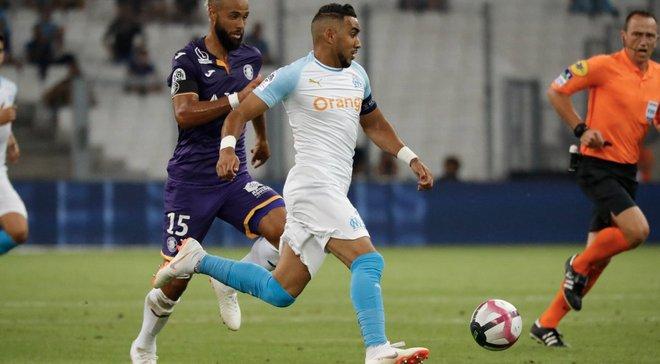 Марсель – Тулуза: Пайє забив перший гол нового сезону в Лізі 1 після використання VAR
