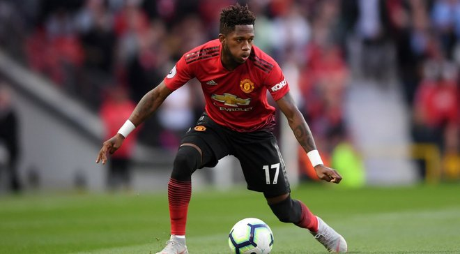 Фред в своем дебютном официальном матче стал худшим среди игроков Манчестер Юнайтед
