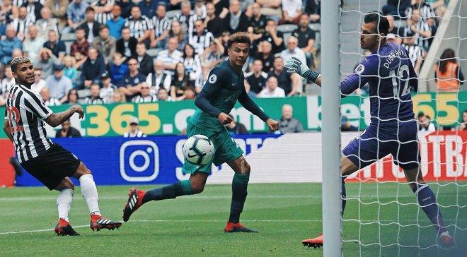 Ньюкасл – Тоттенхем – 1:2 – відео голів та огляд матчу