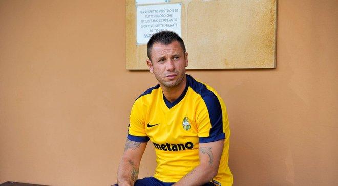 """""""Перес позбувся Роналду так само, як Бекхема та Роналдо – я не здивований"""", – Кассано про себе, Юве та Кріштіану"""
