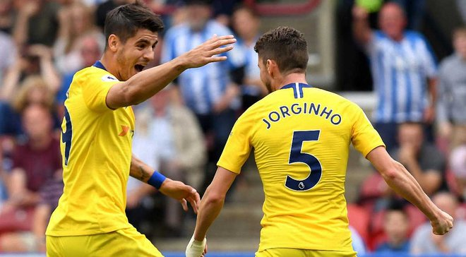 Челсі розгромив Хаддерсфілд, Уотфорд виявився сильнішим за Брайтон