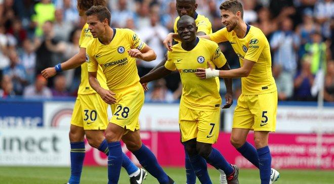 Хаддерсфилд – Челси – 0:3 – видео голов и обзор матча