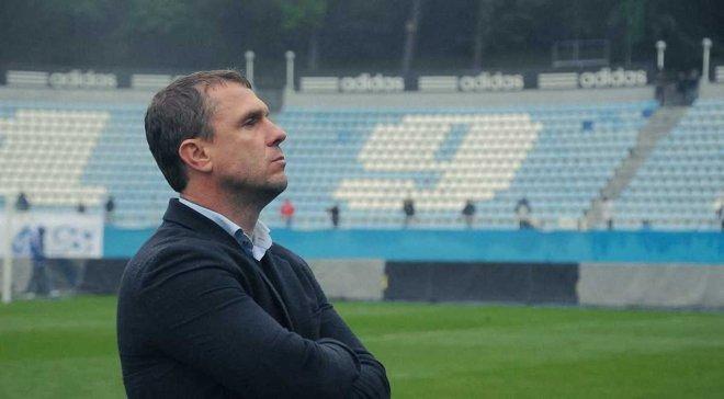 Ребров прокомментировал информацию о том, что может стать экспертом на телеканале Футбол
