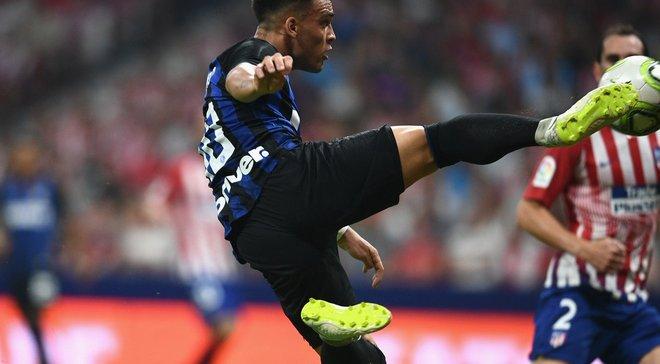 Атлетіко – Інтер – 0:1 – відео гола та огляд матчу